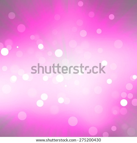 Abstract defocused lights background - stock photo