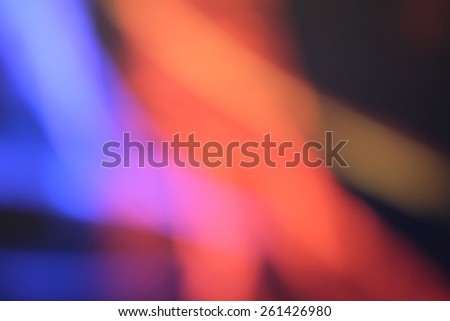 Abstract defocused motion blur background - stock photo