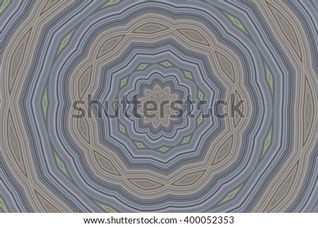 abstract design in various metallic shades of colors