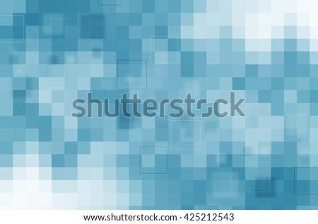abstract design on blue background