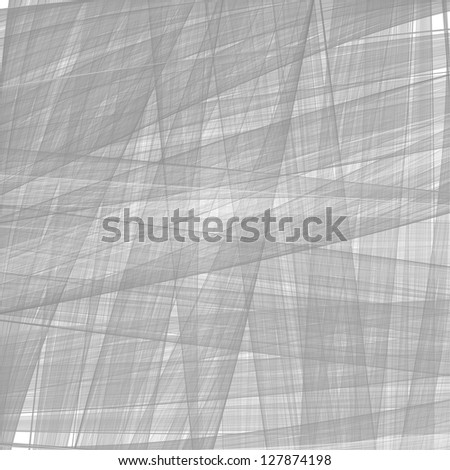 Abstract diagonal overlapped stripes - stock photo