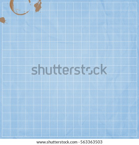 Abstract digital blueprint background coffee stains stock abstract digital blueprint background with coffee stains malvernweather Image collections