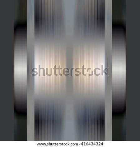 Abstract digital energy movement - stock photo