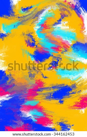 abstract digital painting art/abstract painting/abstract digital painting art