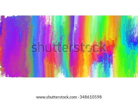 abstract digital painting for background/colorful brush strokes/abstract digital painting for background