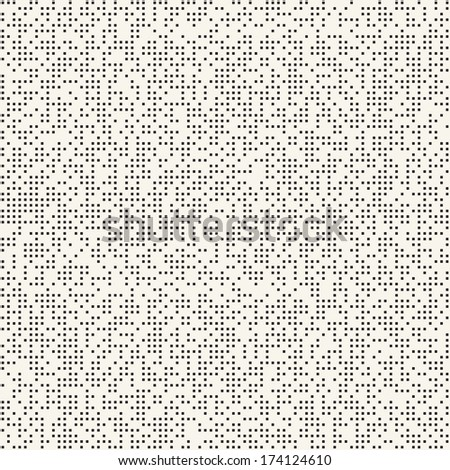 Abstract dots perforation background. Seamless pattern.  - stock photo
