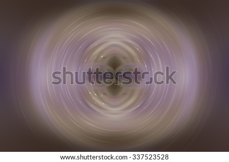 Abstract dynamic brown background