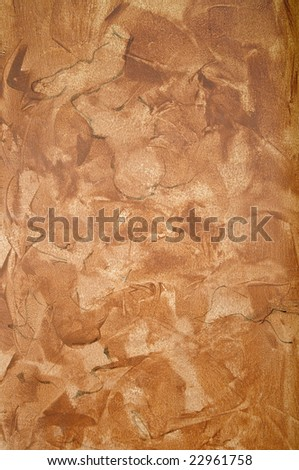 Abstract faded painted wall - background texture