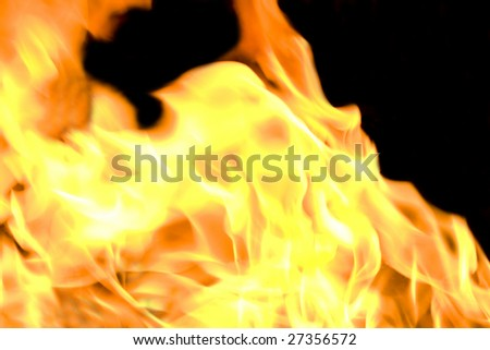 abstract fire background 2