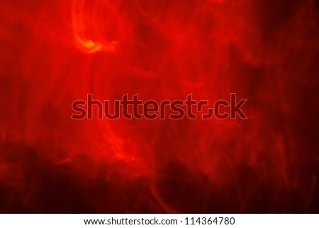 Abstract Fire Background with Flames - stock photo