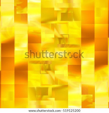 abstract fire background with yellow and orange