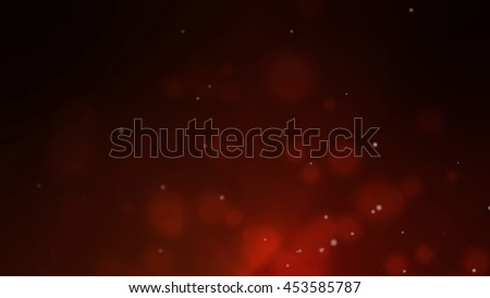 abstract fire bokeh for background