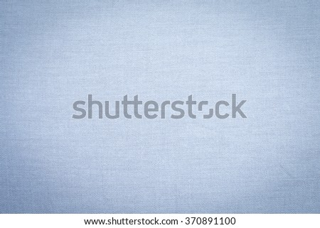 Abstract flat blue color fabric textile texture background:detail of plain burlap backdrop:rustic seamless pattern canvas structure clothing concept:brown color of linen wallpaper picture - stock photo