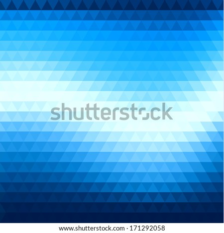 Abstract flow background  - raster version - stock photo