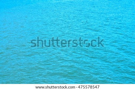 Abstract flowing water surface pattern for background