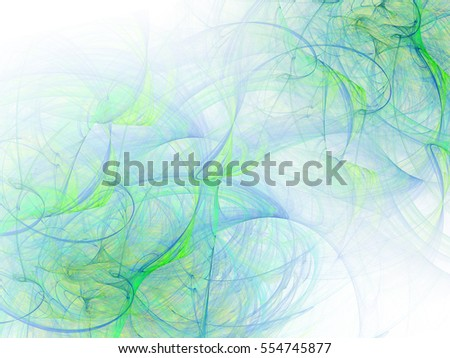 Abstract fractal background. Design element for brochure, advertisements, presentation, web and other graphic designer works. Digital collage.