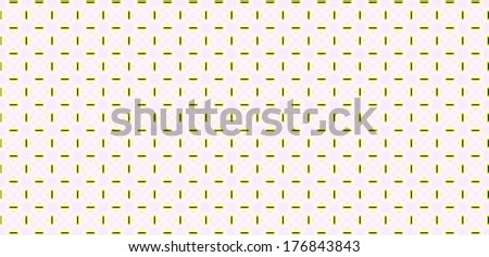 Abstract fractal background in high resolution with a detailed simple geometric pattern consisting of circles and squares in yellow and white colors