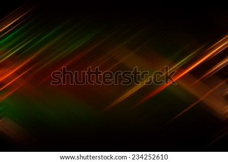 Abstract fractal background with different color lines