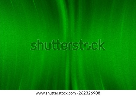 Abstract fractal green background. Magic illustration - stock photo