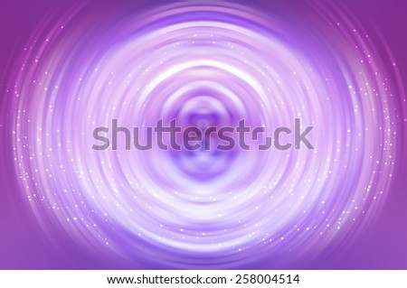 Abstract fractal pink background light lines - stock photo