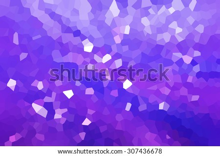 Abstract fractal violet background. Magic illustration - stock photo