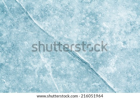 abstract frozen background of ice - stock photo