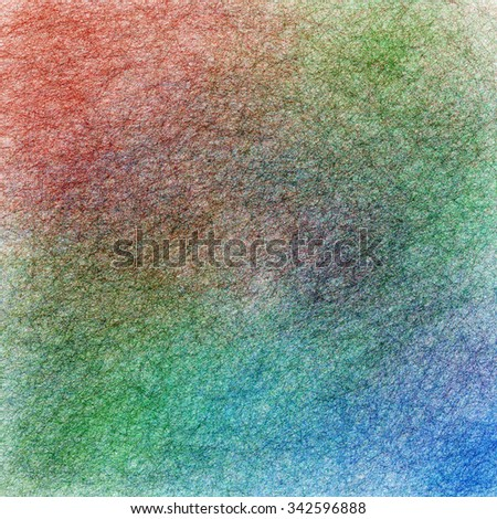 Abstract generated colorful pattern for background and design - stock photo