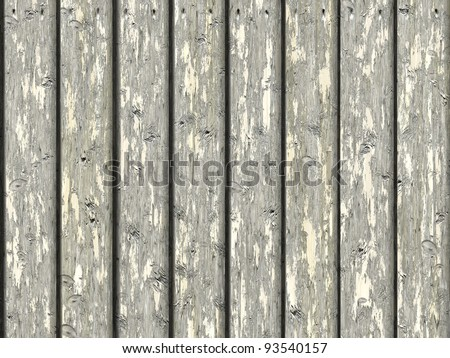 Abstract generated weathered wooden logs vintage background
