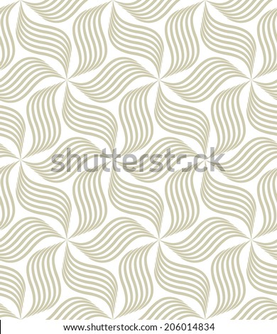 Abstract geometric pattern. A seamless background.  - stock photo