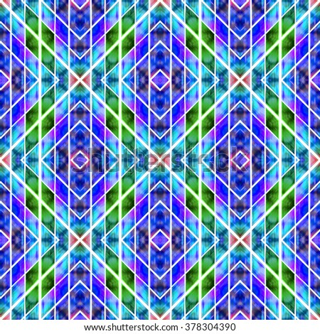 Abstract geometric pattern background - stock photo