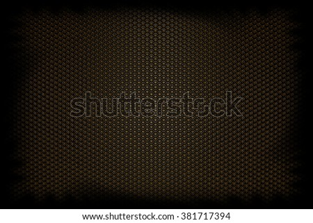 Abstract geometric triangles in a square background, illustration