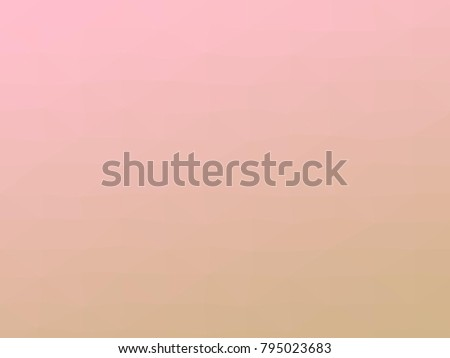 abstract geometrical pink to tan color high resolution triangle polygon origami gradient background