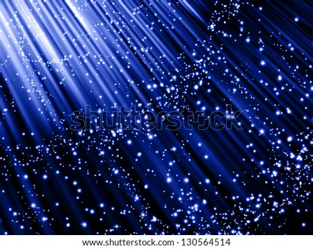 Abstract glowing background for various design artwork