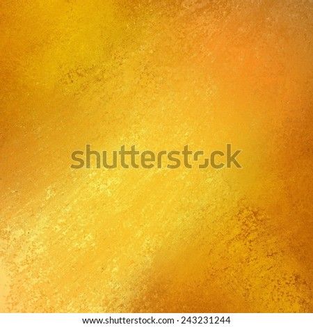 abstract gold background with diagonal streak of light, shiny grunge texture backdrop, luxury gold background, yellow bronze color - stock photo