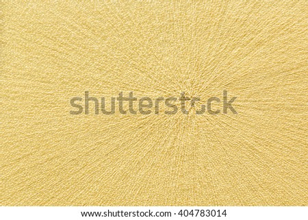 Abstract gold background with gold metal particles . The texture. - stock photo