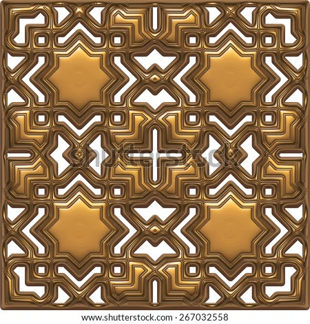 Abstract gold backgrounds, golden metallic background. - stock photo