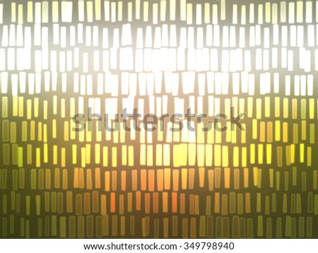 Abstract gold creative background