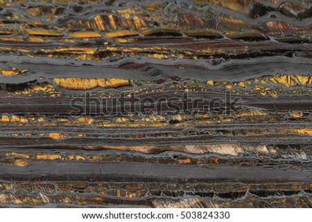 abstract gold mineral texture as nice background