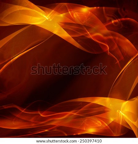 Abstract golden background for design - stock photo