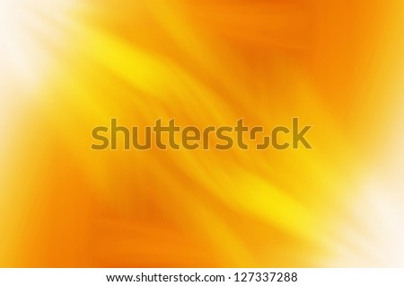 Abstract golden curves background. - stock photo