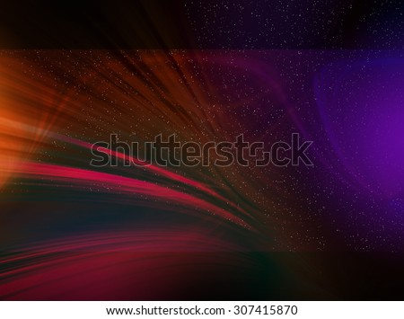 Abstract graphics background for design artworks, business card