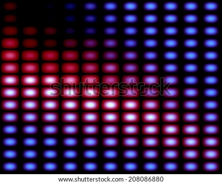 Abstract graphics background for design artworks, business cards