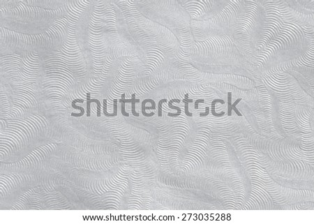 Abstract gray floral background - stock photo