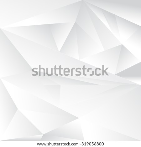 Abstract gray mosaic background - stock photo