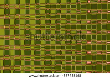 Abstract green and pink background