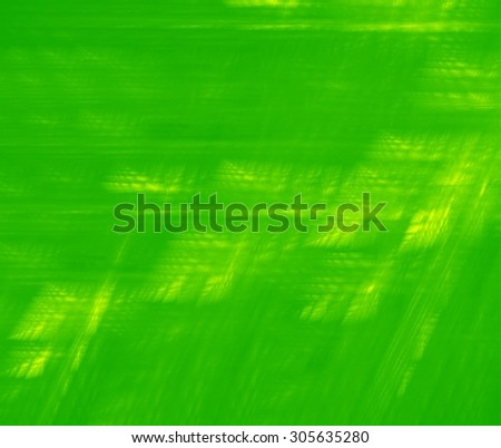 Abstract green and yellow background