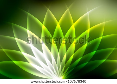 Abstract green background. background design.