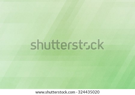 Abstract green background, Business card, Wave stripes, design element. - stock photo