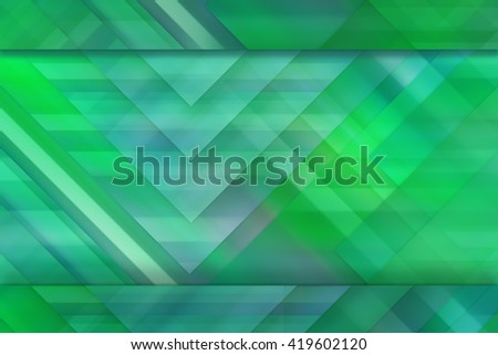 Abstract green background for technology, business, computer or electronics products. Illustration for artworks and posters. - stock photo