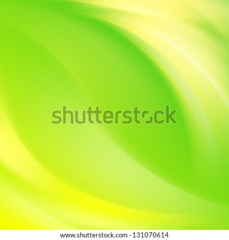 Abstract green background.  Illustration.